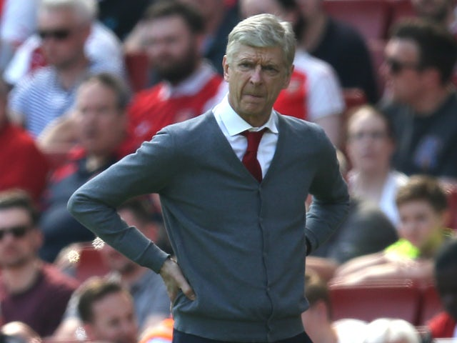 Arsenal FC thrash West Ham United as Arsene Wenger swansong starts