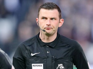 Michael Oliver to referee FA Cup final