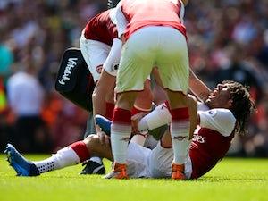Wenger: 'Elneny injury doesn't look good'