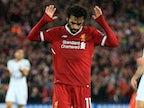 Team News: Mohamed Salah starts, Sadio Mane absent from Liverpool squad