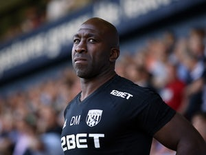 Darren Moore named Manager of the Month