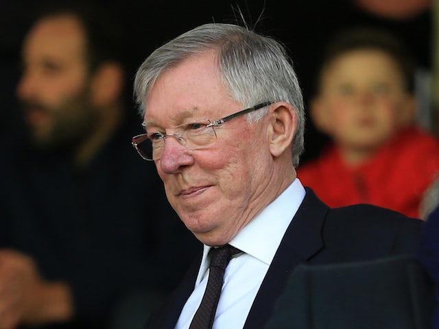 Alex Ferguson 'suffers brain haemorrhage'
