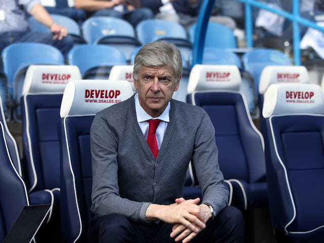 Arsenal sack six members of Wenger's backroom staff