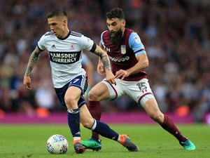 Villa hold on to reach playoff final