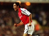 Robert Pires for Arsenal