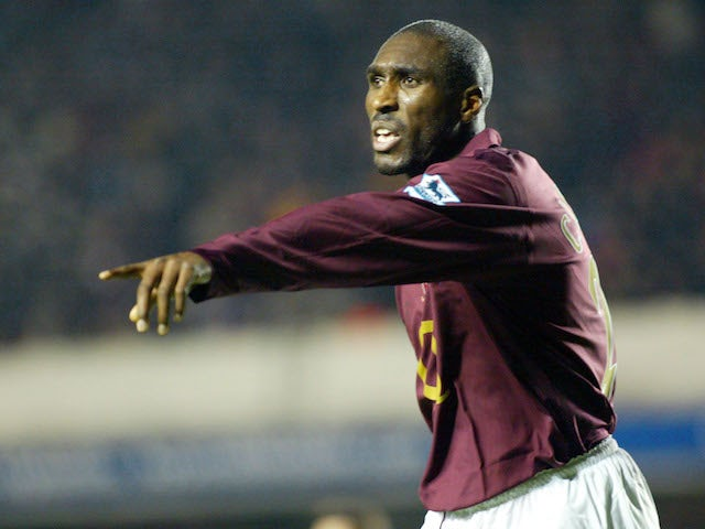 Sol Campbell for Arsenal