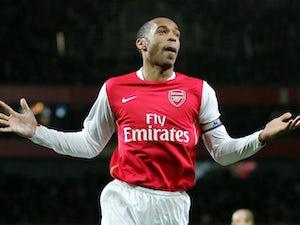 Arteta 'wants Henry as Arsenal assistant'