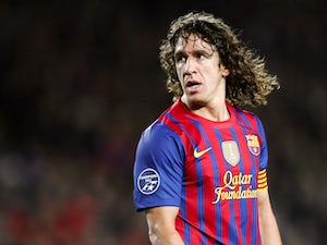 Puyol 'furious about Real Madrid win'