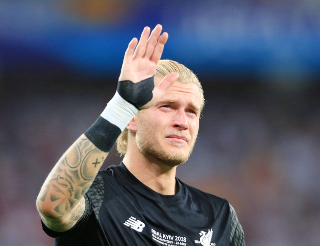 Loris Karius apologises following Liverpool's defeat to Real Madrid in the Champions League final