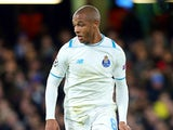 Yacine Brahimi in action for Porto in December 2015