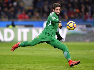 Roma to consider Alisson Becker offers