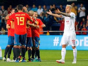 Spain held by Switzerland in Villarreal