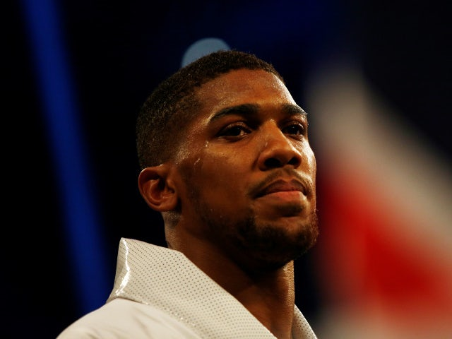 Joshua, Povetkin confirmed for September