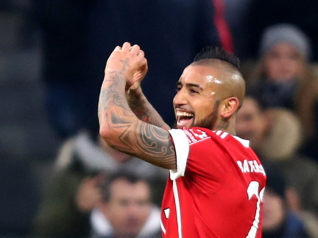101c868aa90 Barcelona reach agreement with Bayern Munich over Arturo Vidal ...