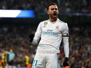 Real striker Borja Mayoral joins Levante