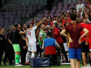 Tosun apologises for Turkey fan spat