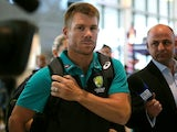 Former Australia vice-captain David Warner pictured in March 2018