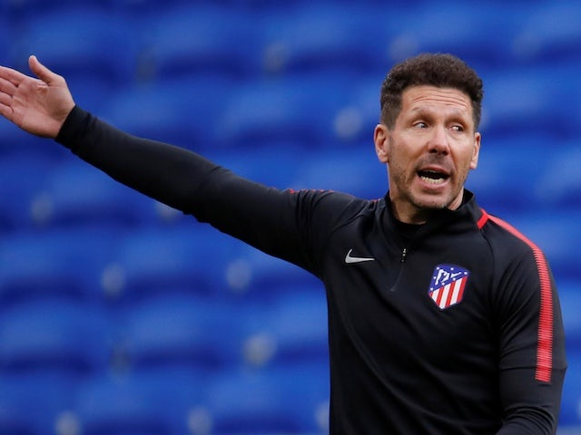 Simeone explains Thomas Lemar decision