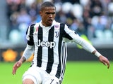 Douglas Costa in action for Juventus on March 11, 2018