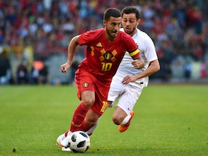 Hazard 'supporting Egypt for Salah'