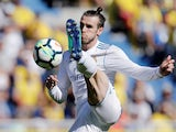 Gareth Bale in action for Real Madrid on March 31, 2018