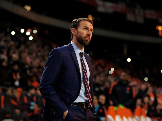 Southgate: 'England dreaming of WC glory'