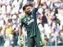 Gianluigi Buffon bids farewell to Juventus on May 19, 2018
