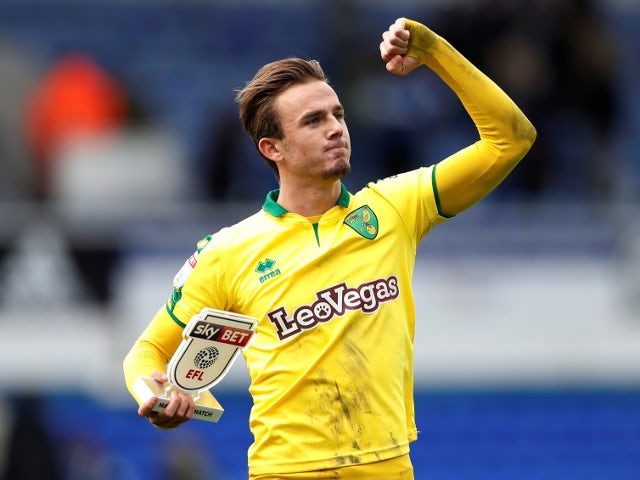 Everton set to bid for James Maddison?