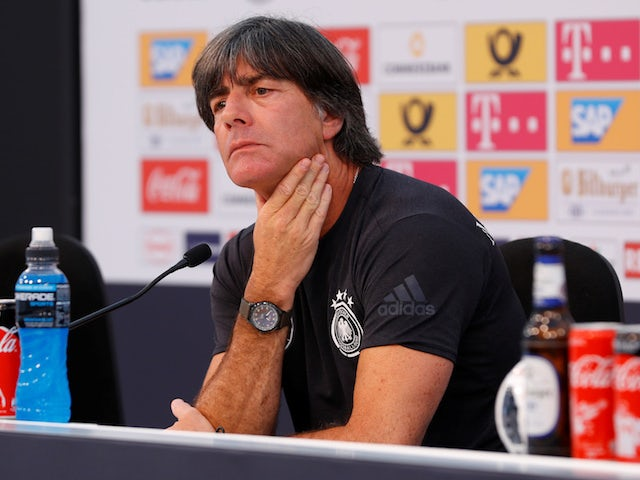 Low: 'Germany will not change gameplan'