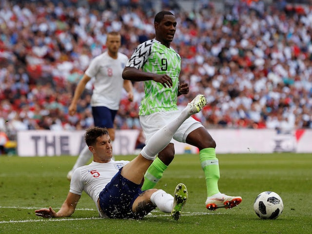 Team News: Ighalo leads line for Nigeria