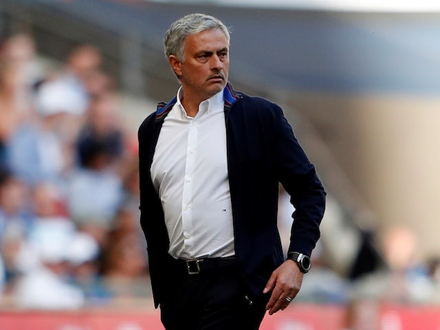 Mourinho 'demands more cash from United chiefs'