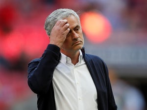 Mourinho: 'I'm left in a difficult position'