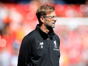 Team News: Liverpool unchanged against Palace