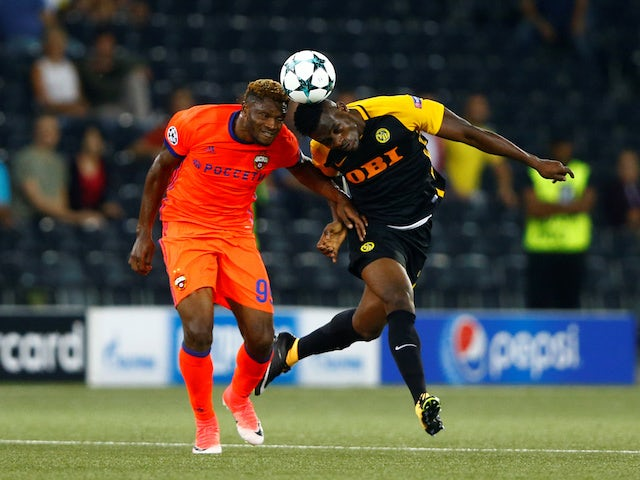 Newcastle keen on Ghana defender Nuhu?