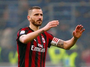 Bonucci agent to meet with AC Milan?