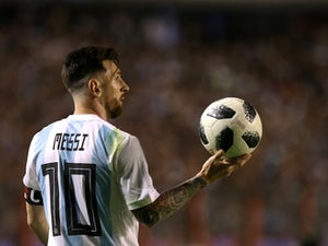 Team News: Messi, Aguero start for Argentina