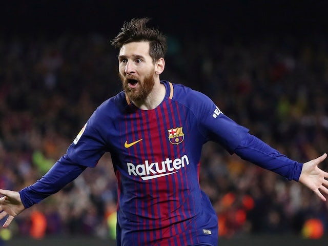 Messi: 'Valverde makes me feel spectacular'