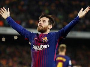 Messi: 'Valverde makes me feel spectacular'