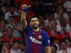 Valverde 'not worried' about Luis Suarez