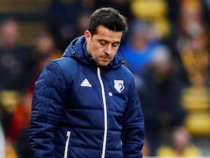Watford 'yet to receive Silva settlement'