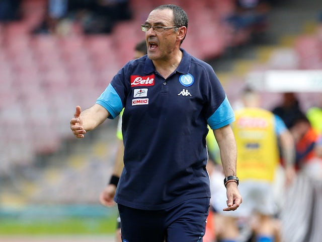 Sarri 'still favourite for Chelsea job'