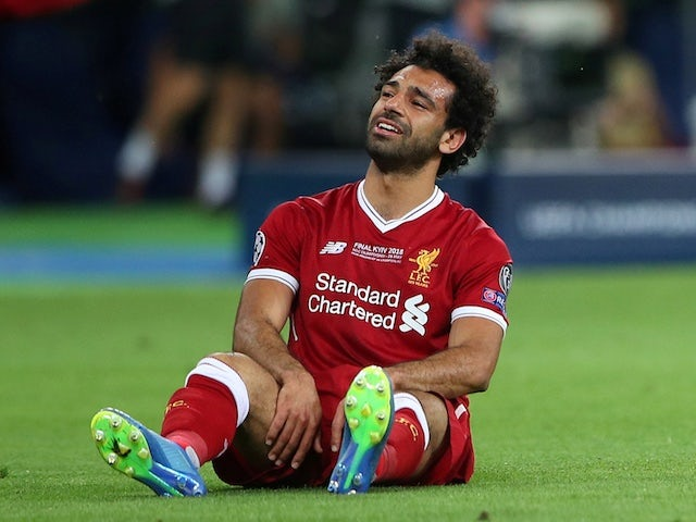 Salah misses World Cup training with Egypt