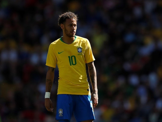 Team News: One change for Brazil against Costa Rica