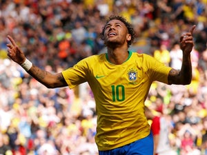 Neymar 'dreaming of World Cup glory'