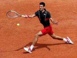 Result: Djokovic through to Wimbledon round two
