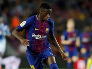 Man Utd 'lining up Ousmane Dembele move'