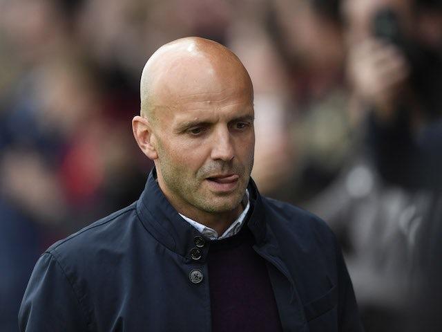 Exeter announce Paul Tisdale departure