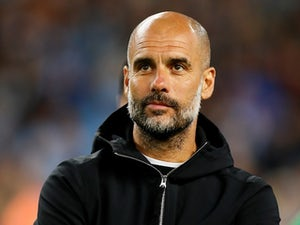 Guardiola hit with two-game ban