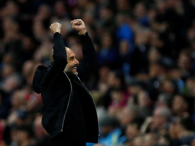 Guardiola hopes to finish career at Barcelona