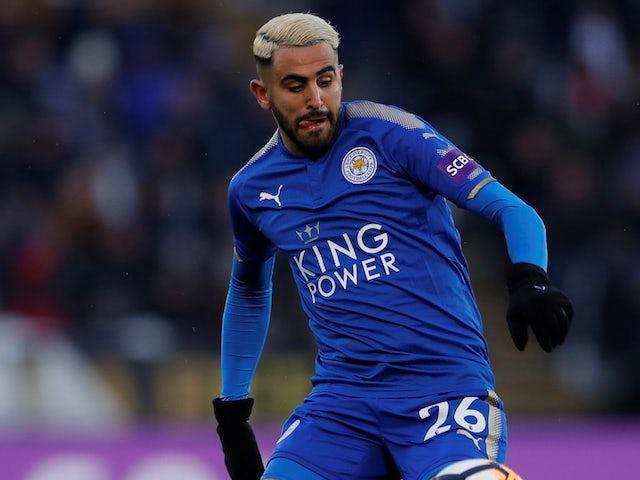 Leicester 'outline Mahrez demands to Man City'
